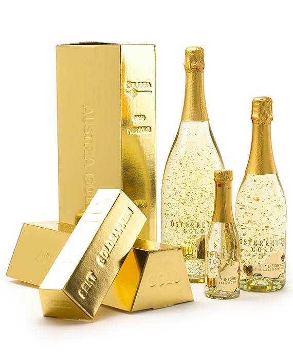 златното шампанско